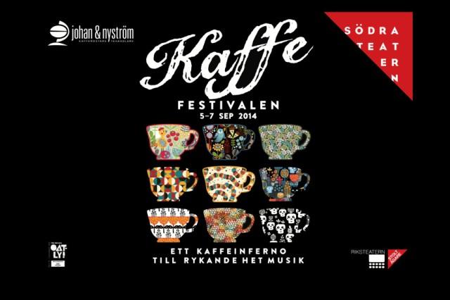Kom och upplev kaffe som det ska vara på Södra teatern idag, imorgon och på söndag!